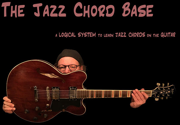 Jazz Chord Base - Accompaniment fo Jazz Guitar