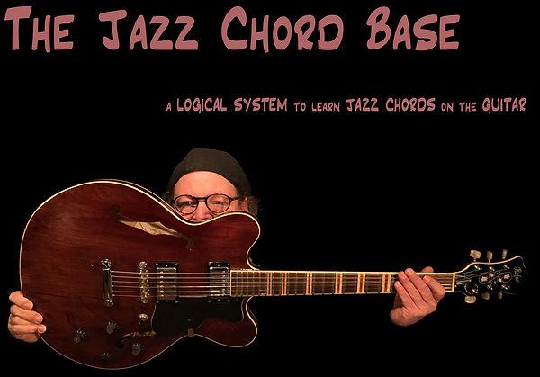 Jazz Chord Base - Accompaniment fo Jazz Guitar