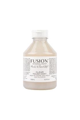 Fusion Clear Tough Coat - Matte