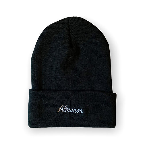 Almanor Embroidered Beanie
