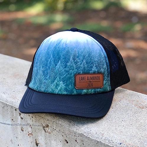 Trucker Foam Hat in Forest