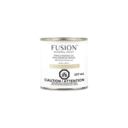 Fusion White Stain and Finishing Oil