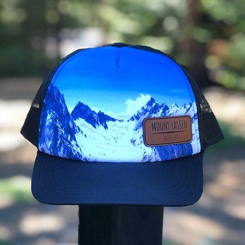 Trucker Foam Hat in Snow Peaks