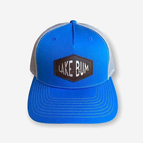 """Lake Bum"" Adult Trucker Hat"