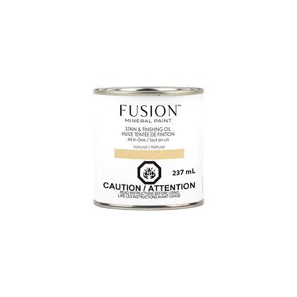 Fusion Natural Stain & Finishing Oil