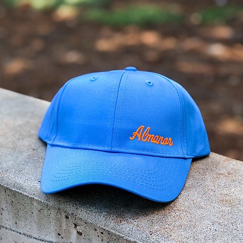 """Youth """"Almanor"""" Hat in Lake Blue"""
