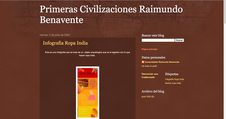 Raimundo Benavente-7°C, Sede Las Condes