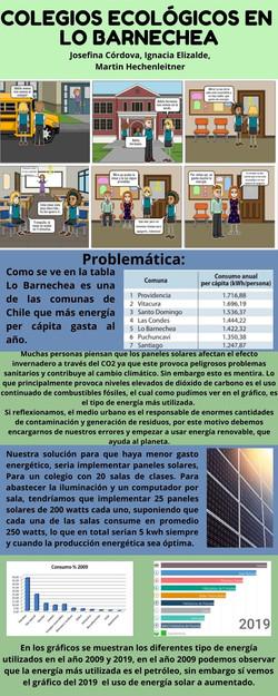 Colegios Ecológicos en Lo Barnechea