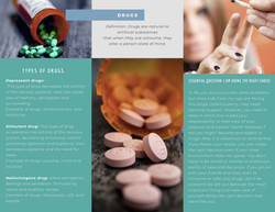 Riesgos de drogas y alcohol