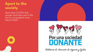 Insumo Campaña Donación de Órganos