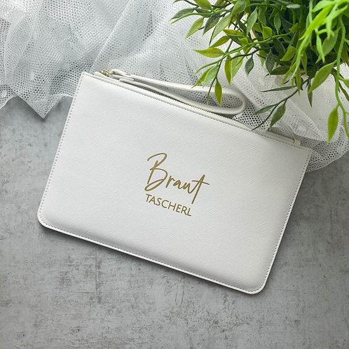 Clutch Abendtasche - Name & Bezeichnung Personalisiert