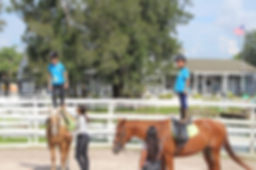 Saturday Camp - Horseback Riding