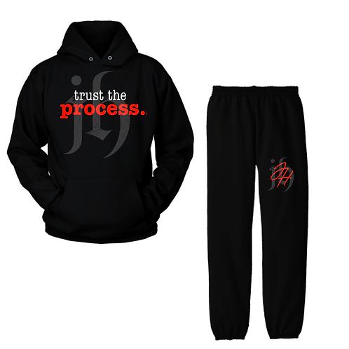 """""""Trust The Process"""" Sweatsuit"""