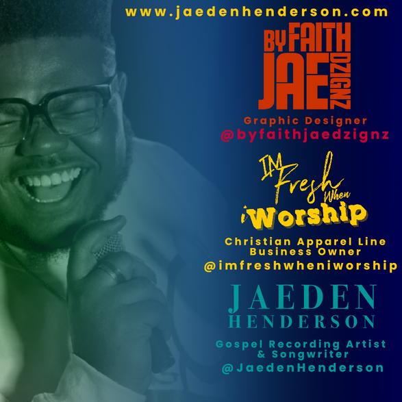 Jaeden Henderson Promo