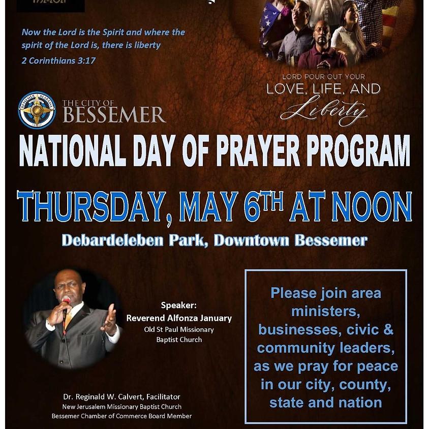 City of Bessemer National Day of Prayer Program