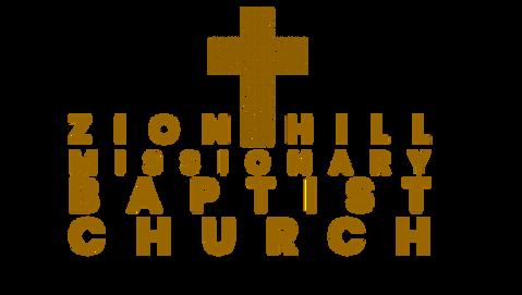 Zion Hill Missionary Baptist Church Logo