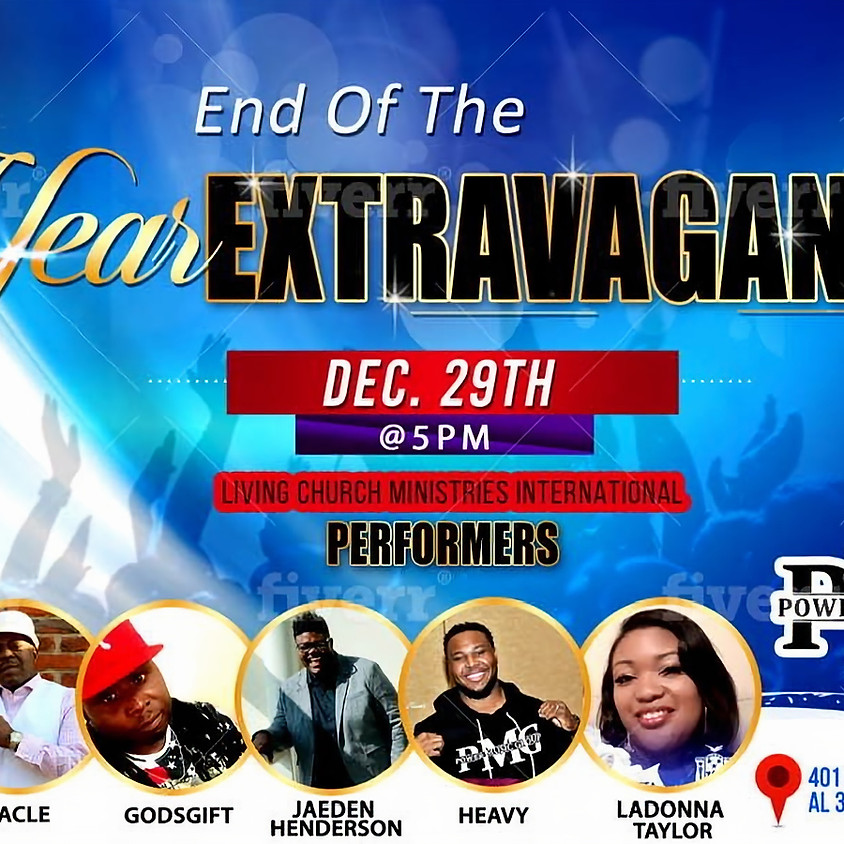 End of The Year Extravaganza