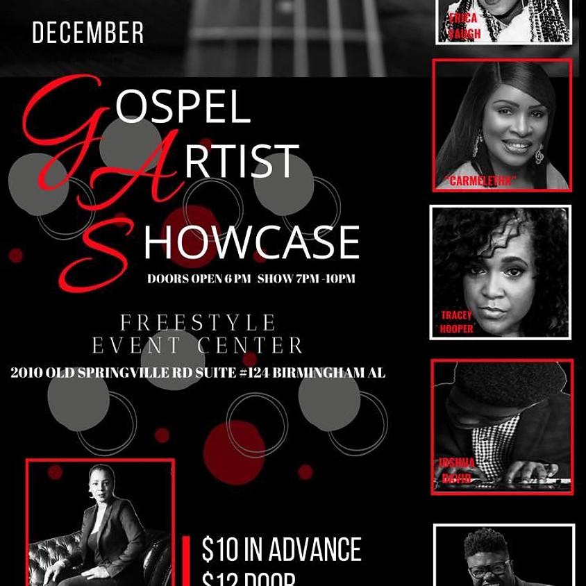 Gospel Artist Showcase