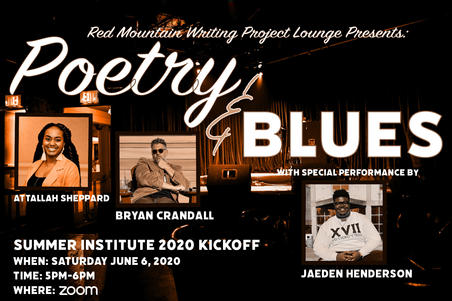 Poetry and Blues Flyer