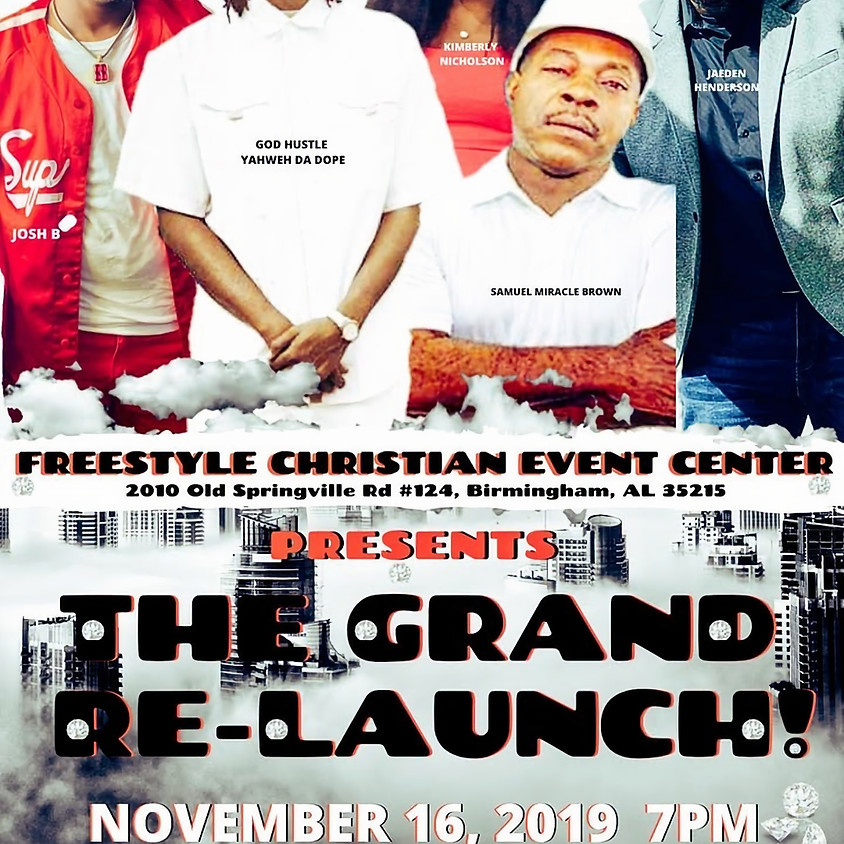 Freestyle Grand Relaunch