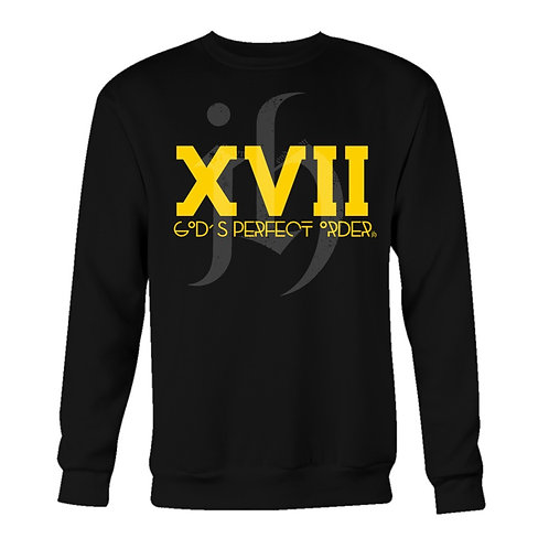 """XVII: God's Perfect Order"" Long Sleeve"
