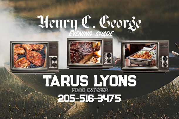 Henry C. George Business Card