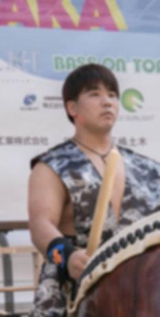 紀州和太鼓集団IKORA 中村亮斗
