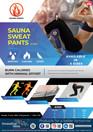 Sauna Sweat Pants (P-0595)
