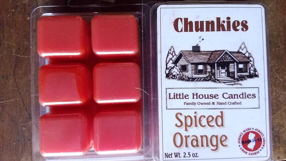 Spiced Orange Chunkie