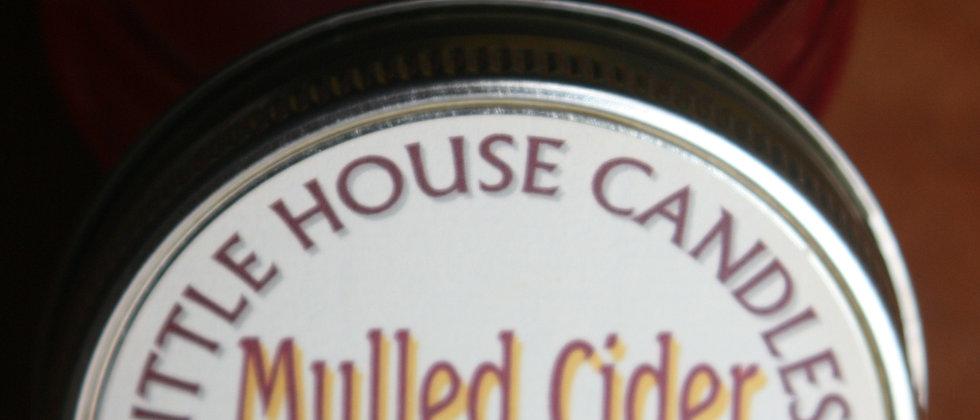 Mulled Cider - Jelly Jar