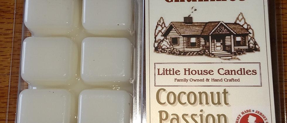 Coconut Passion Chunkie