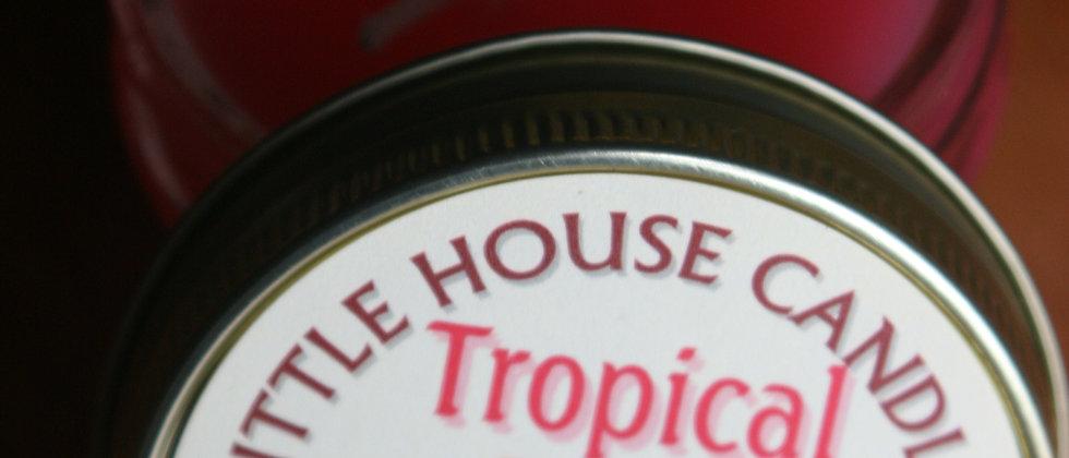 Tropical Fruit- 3 Oz. Jelly Jar