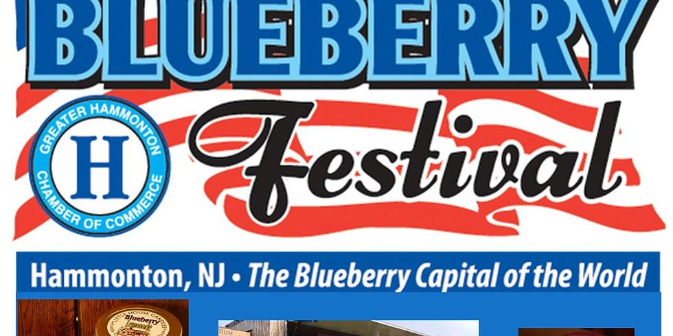 Hammonton Red, White & Blueberry Festival