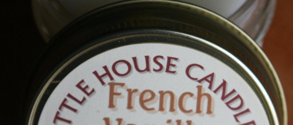French Vanilla - Jelly Jar