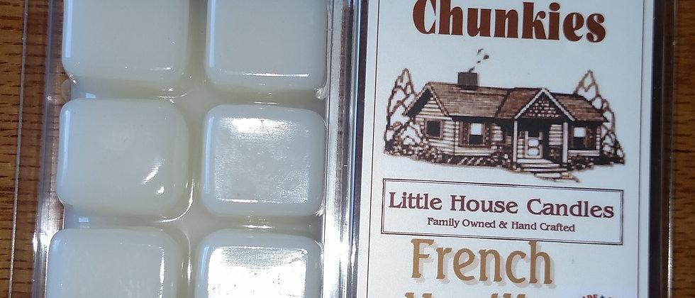 French Vanilla Chunkie
