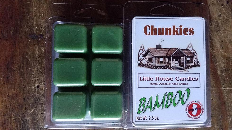 Bamboo Chunkie 2.5 Oz. Wax Melt
