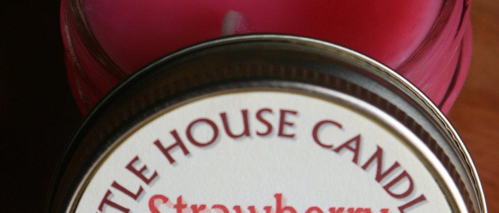 Strawberry - 4 Oz. Jelly Jar