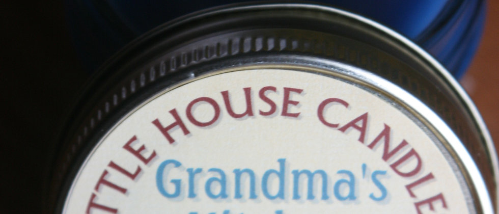 Grandma's Kitchen - Jelly Jar