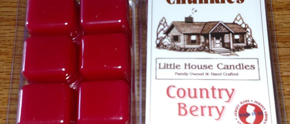 Country Berry Chunkie Wax