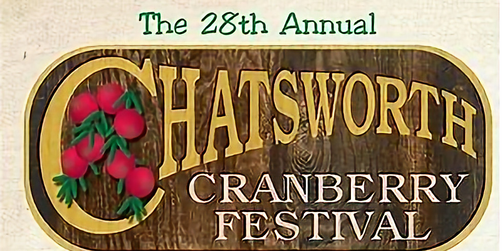 Chatsworth Cranberry Festival