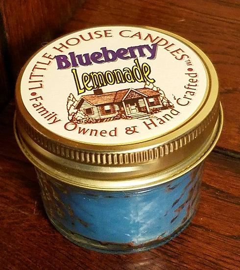Blueberry Lemonade  Jelly Jar