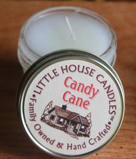 Candy Cane - 3 Oz. Jelly Jar