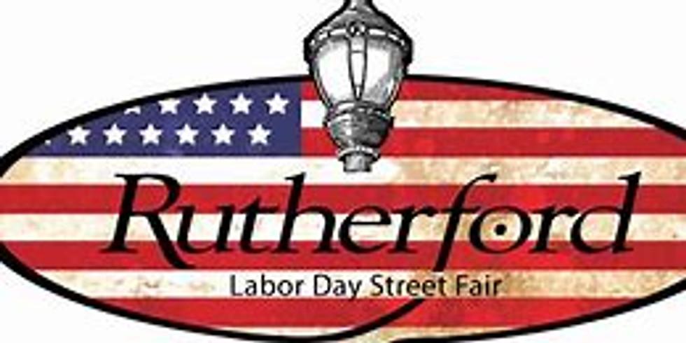 Rutherford Labor Day Street Fair