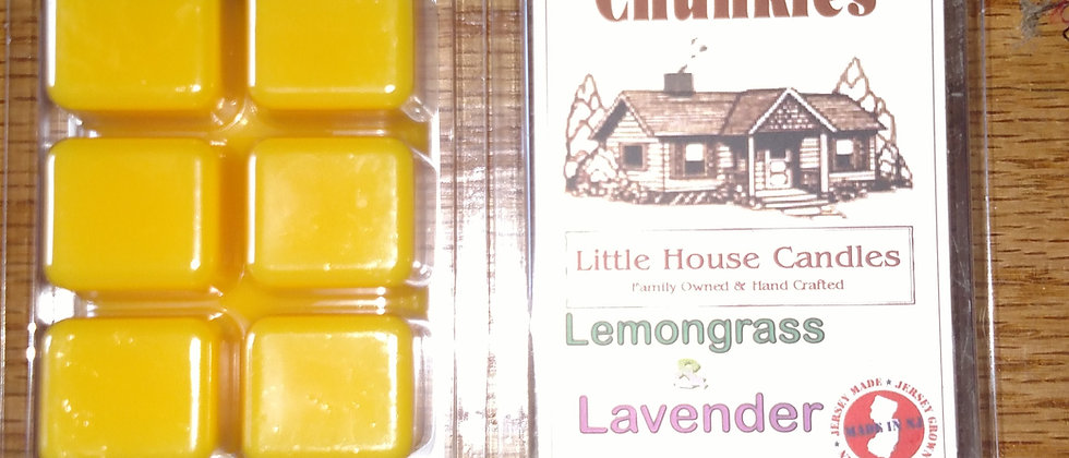 Lemongrass & Lavender Chunkie