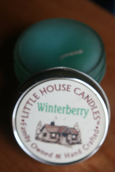 Winterberry - Jelly Jar