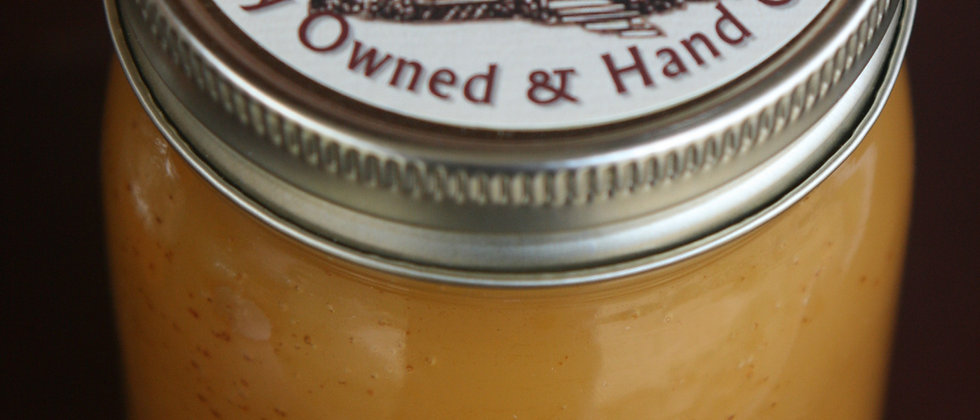 Apple Spice Cake - 13 Oz. Heavily Scented Pint Mason Little House Candle