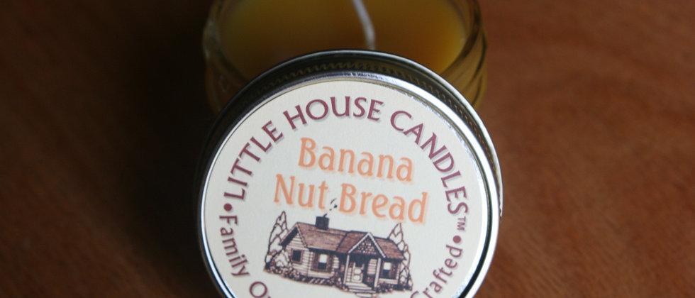 Banana Nut Bread - Jelly Jar