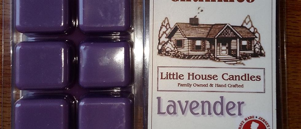 Lavender Chunkie Wax