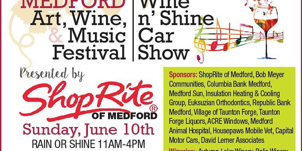Medford Art, Wine, & Music Festival