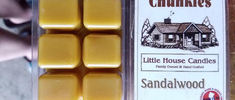 Sandalwood Chunkie